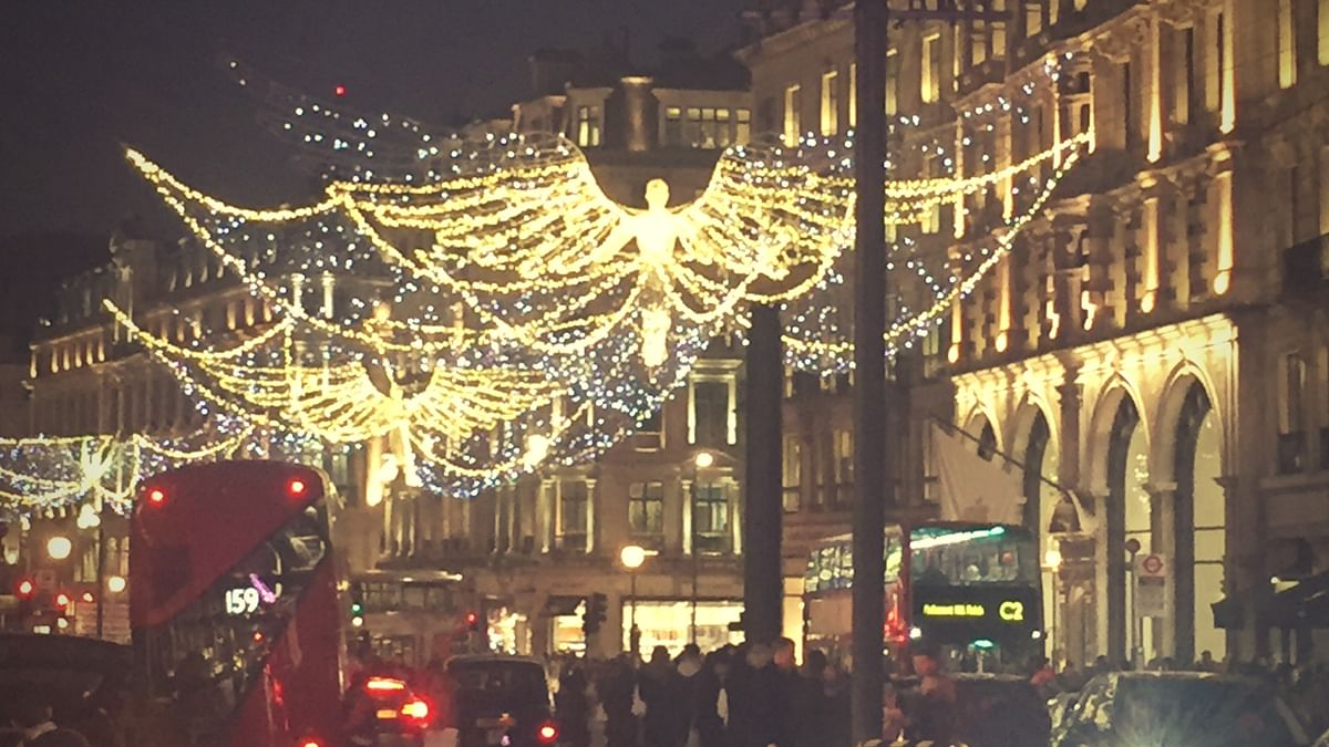 London is the place to be this time of the year. (Photo Courtesy: Ishleen Kaur)