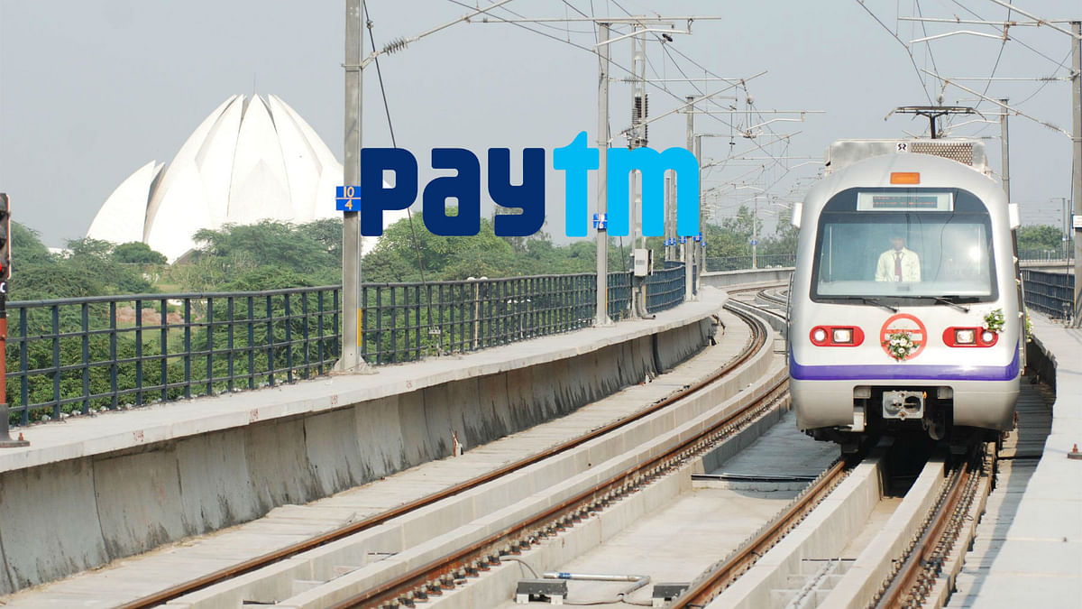 Delhi Metro adopting a private player e-wallet for its services doesn't make sense. (Photo: Reuters)