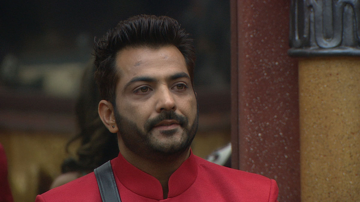 Manu Punjabi is happy to win Salman's praise. (Photo courtesy: Colors)