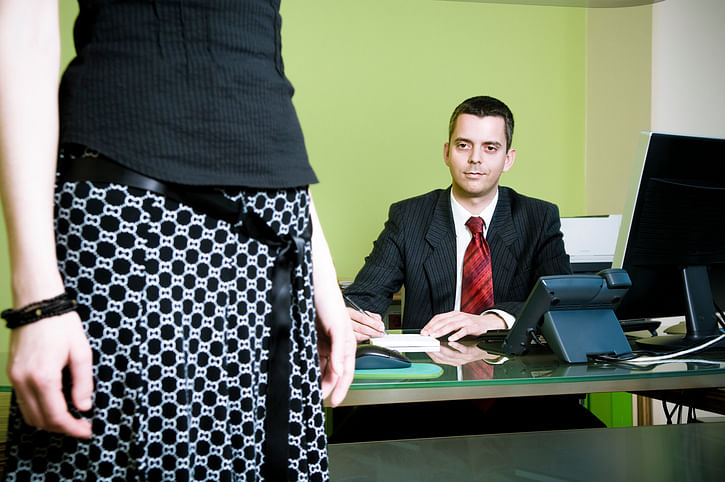 """""""I get an erection when I look at women's hips."""" (Photo: iStock)"""