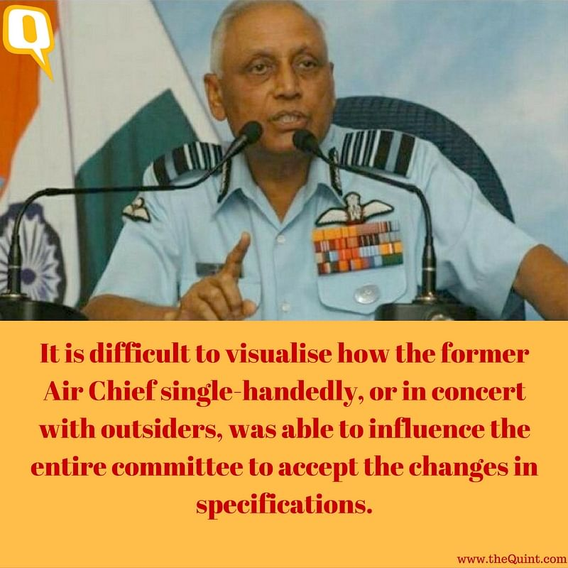 Ex-Air Chief SP Tyagi Arrested, But Doubts Over Charges Remain