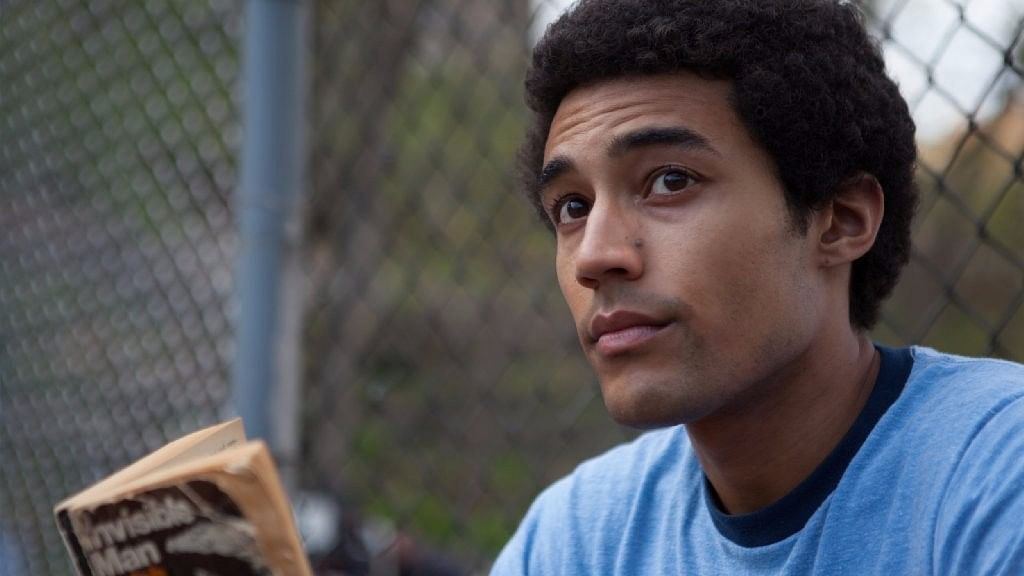 Devon Terrell in and as <i>Barry. </i>