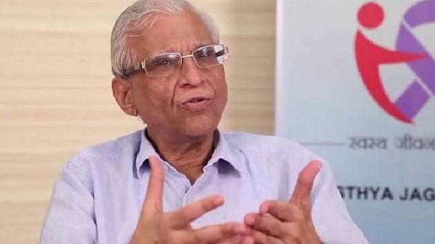 Dr Suresh Adani. (Photo Courtesy: YouTube screengrab)