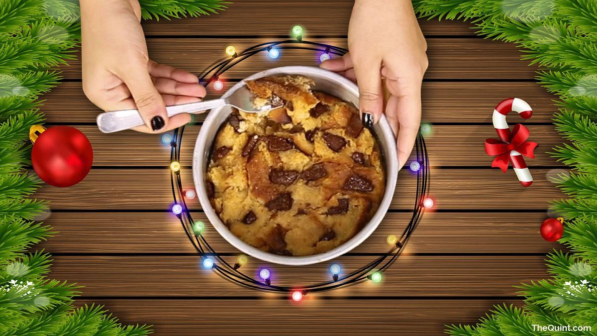 The Quint's Chocolate Bread Pudding recipe. (Photo: Harsh Sahani/<b>The Quint</b>)