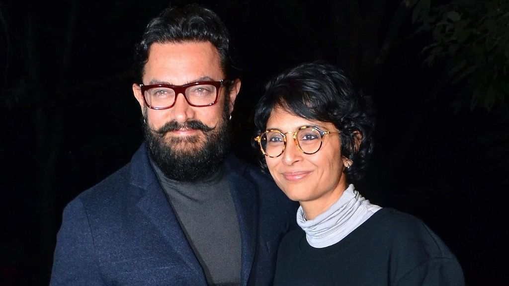 Aamir Khan and Kiran Rao are all smiles as their guests arrive at their Panchgani farmhouse! (Photo: Yogen Shah)
