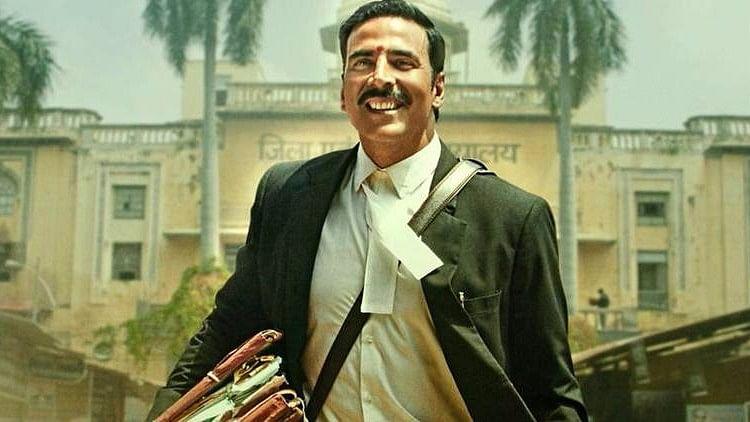 Akshay Kumar plays a lawyer in <i>Jolly LLB2</i>. (Photo courtesy: YouTube Grab)