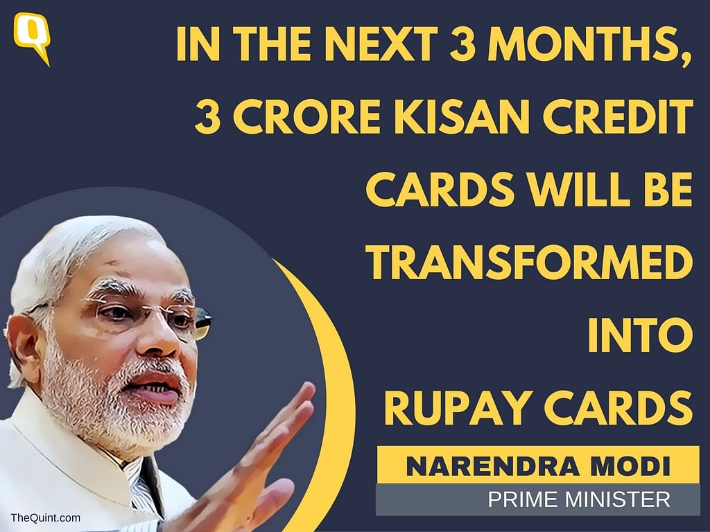 9 Announcements by PM Modi on New Year's Eve That You Need to Know