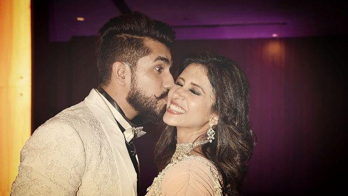 Captured: Kishwer & Suyyash's Gorgeous Wedding Moments