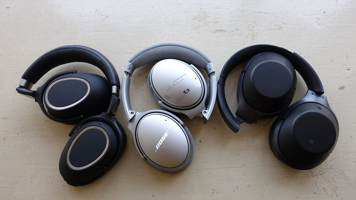 Apple to Rival Bose & Sony With Noise-Cancelling Headphones?
