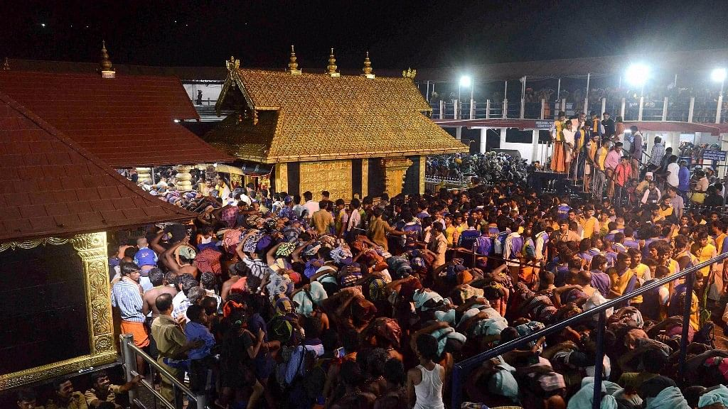SC Asks Kerala Govt to Pass Law for Sabarimala Administration