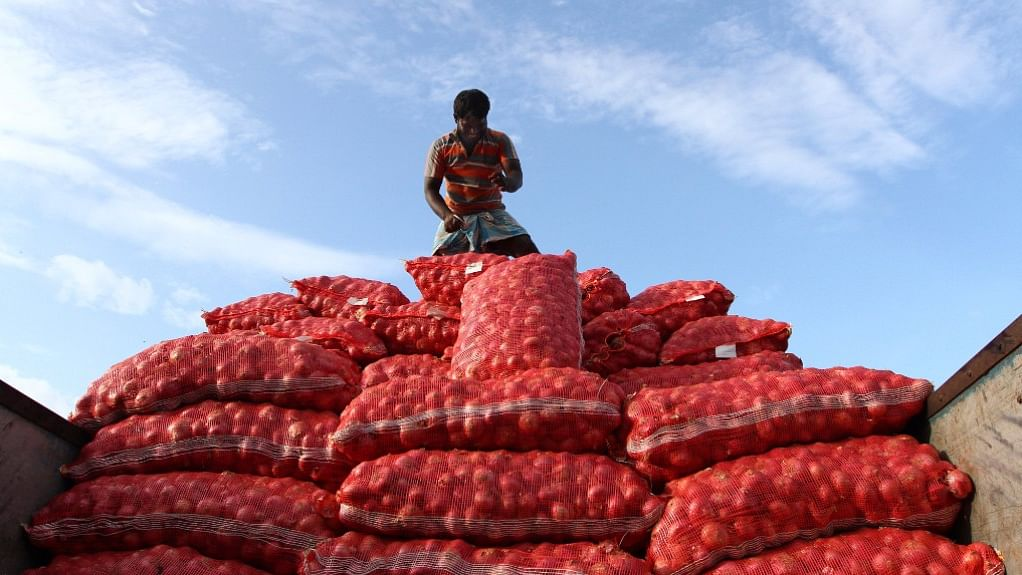 PMO Returns Money-order of Farmer Who Got Pittance for Onions