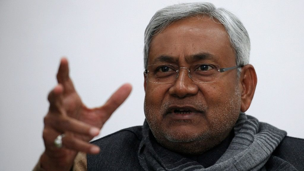 CM Nitish Kumar Granted Z-Plus Security After Attack in Buxar