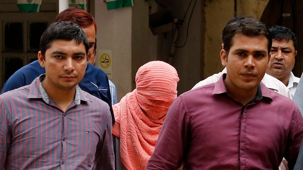 File photo of the juvenile who was convicted in the Nirbhaya gangrape and murder case.  (Photo: Reuters)