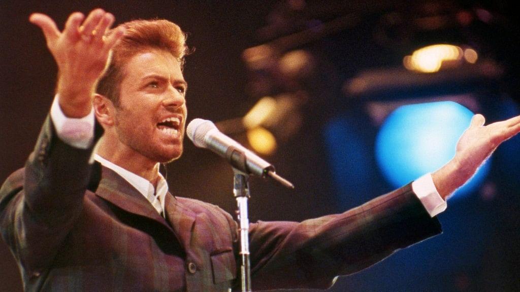 Singer-songwriter George Michael. (Photo: AP)