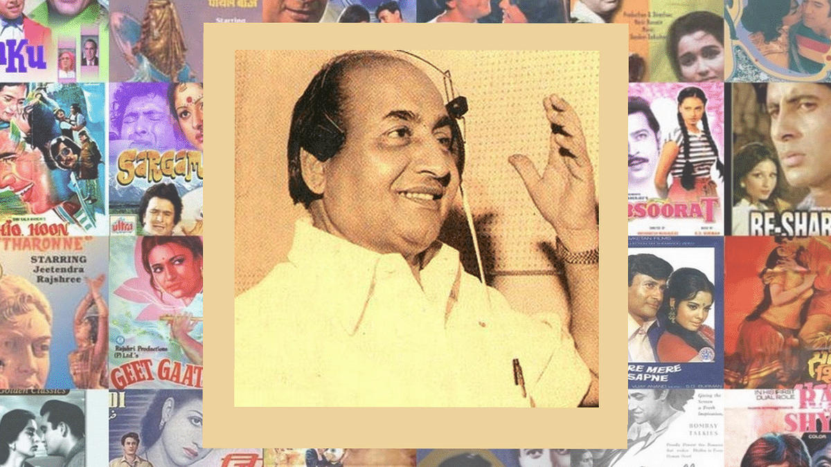Mohammad Rafi was vintage and hip with equal charm.