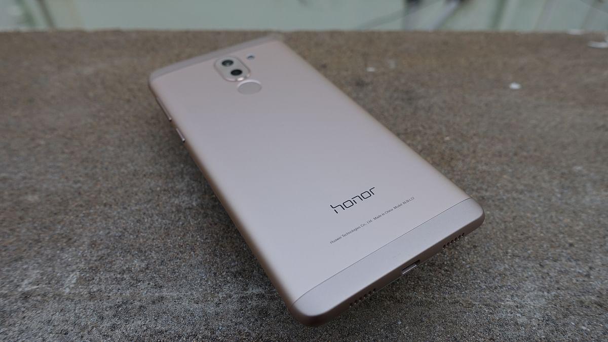 Honor 6X gets an aesthetically pleasing design. (Photo: <b>The Quint</b>/@2shar)