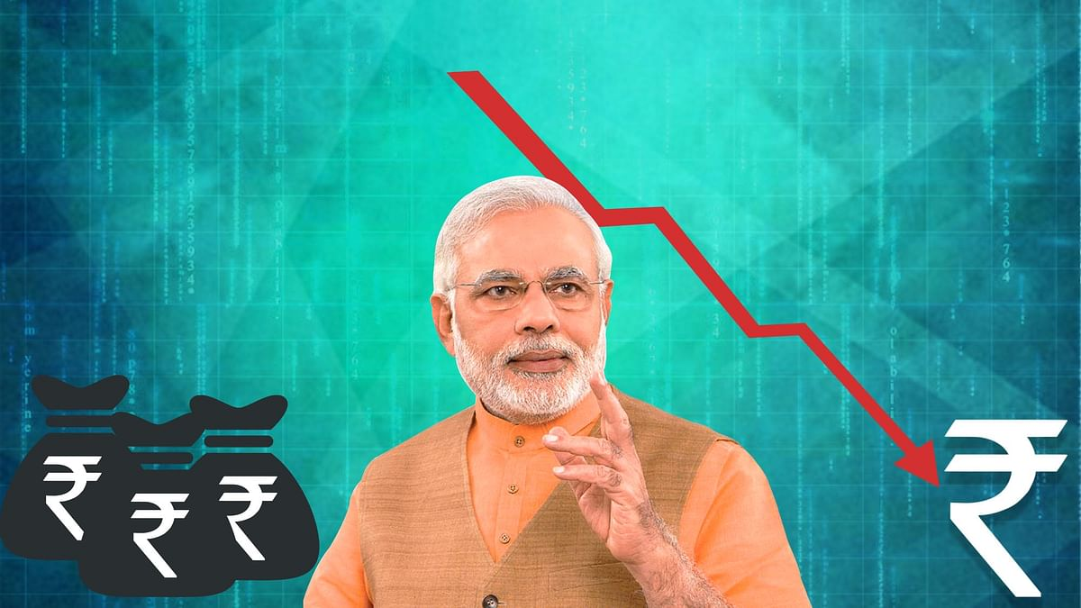PM Modi is blindly chasing black money at the expense of reforms that can boost economy. (Photo: Rhythum Seth/ <b>The Quint</b>)