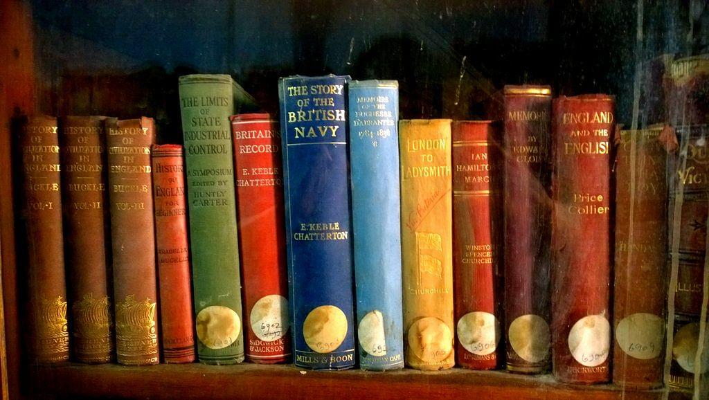 Bhawani Singh Library, Jhalawar. (Photo Courtesy: Sudha Ganapathi)