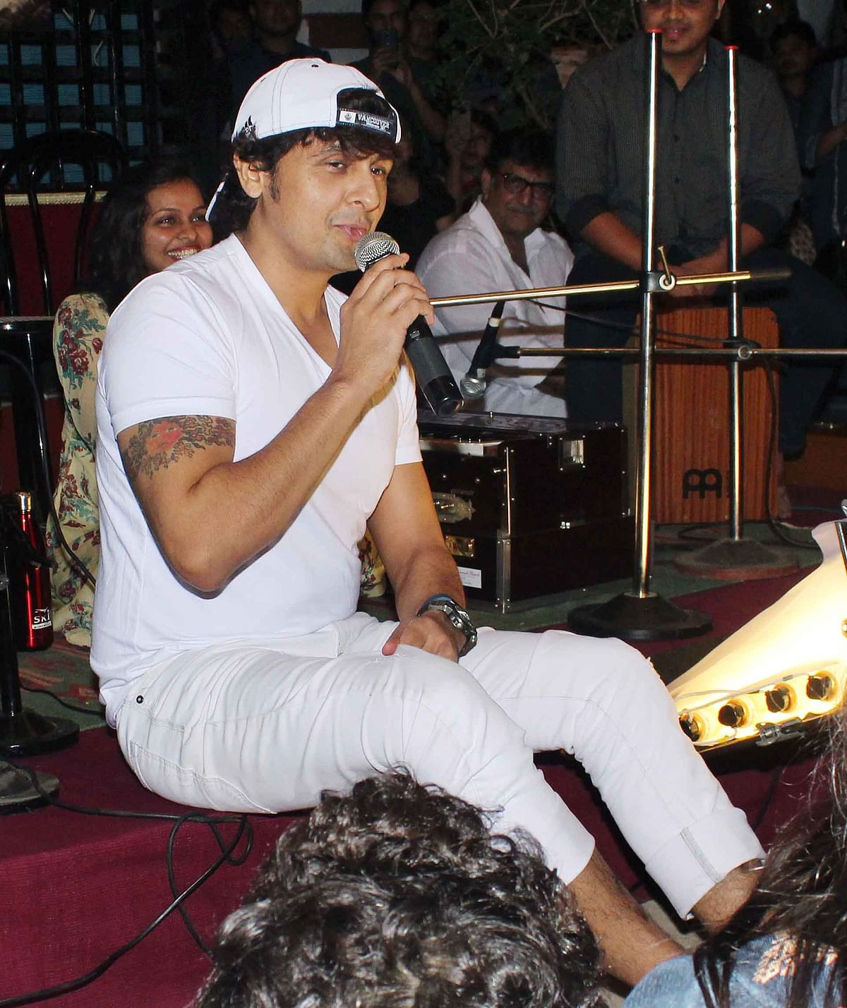 Sonu Nigam. (Photo: Yogen Shah)