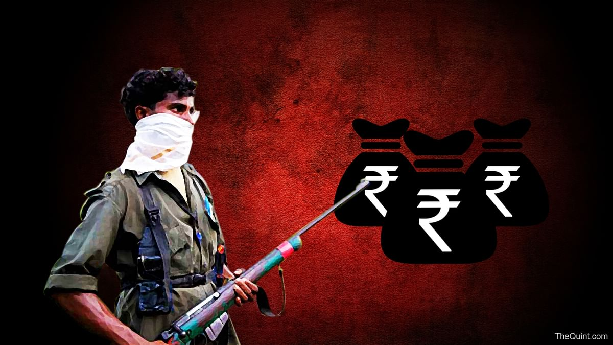 Note ban has dealt a heavy blow to the Maoists who are scrambling for ways to sustain themselves. (Photo: Rhythum Seth/ <b>The Quint</b>)