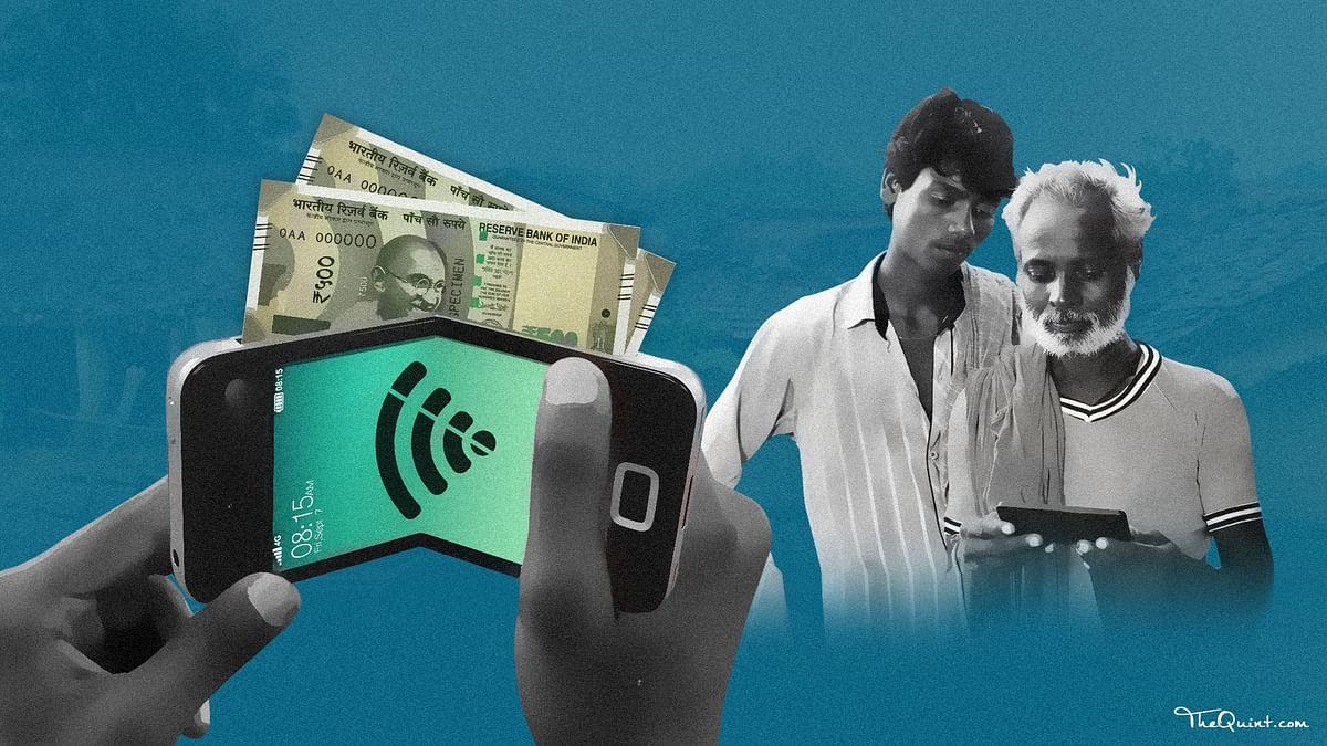 Demonetisation has exposed the challenges facing PM Narendra Modi's Digital India dream. (Photo: Liju Joseph/<b>The Quint</b>)