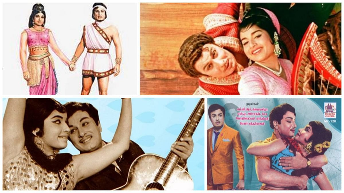 MGR and Jayalalithaa starred in 28 films together.