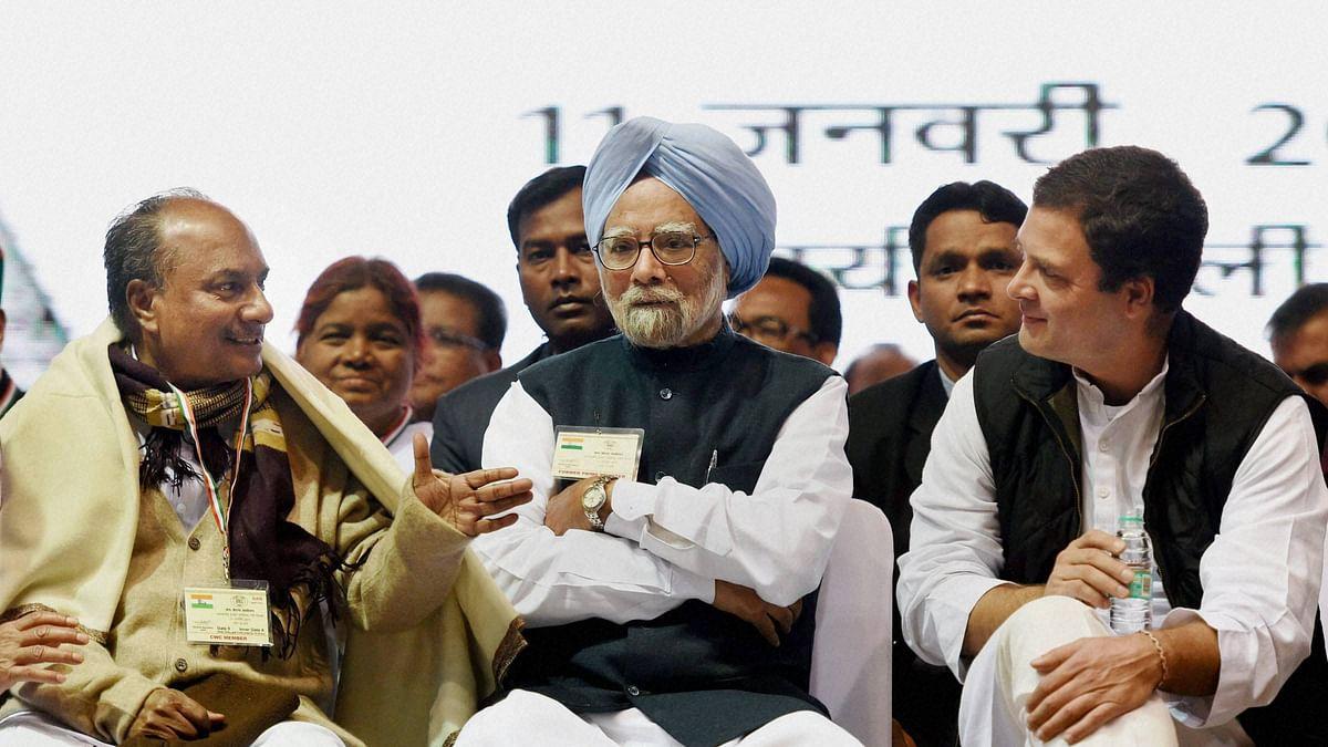 Modi's Note Ban Is A Disaster & Has Hurt Us Badly: Manmohan Singh