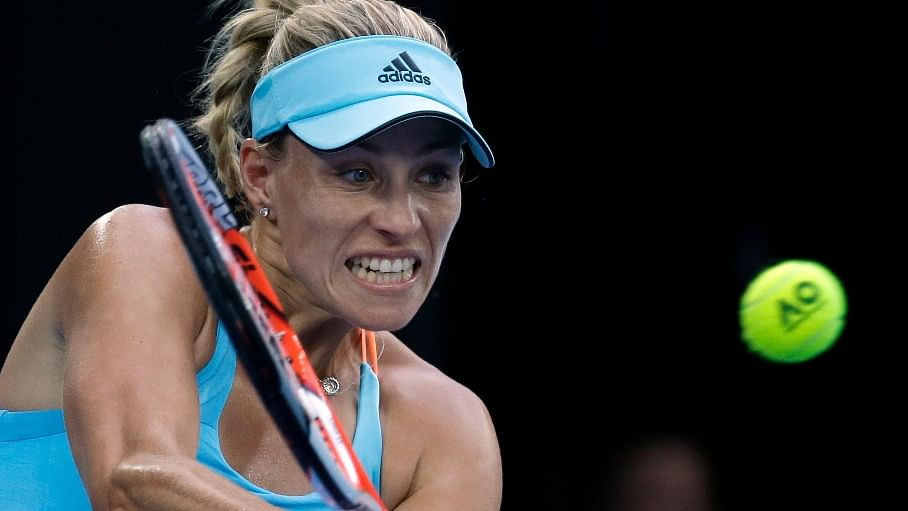 Angelique Kerber. (Photo: Reuters)
