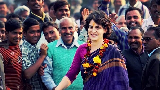 In Photos: Priyanka Gandhi's Moments With Her Family & More