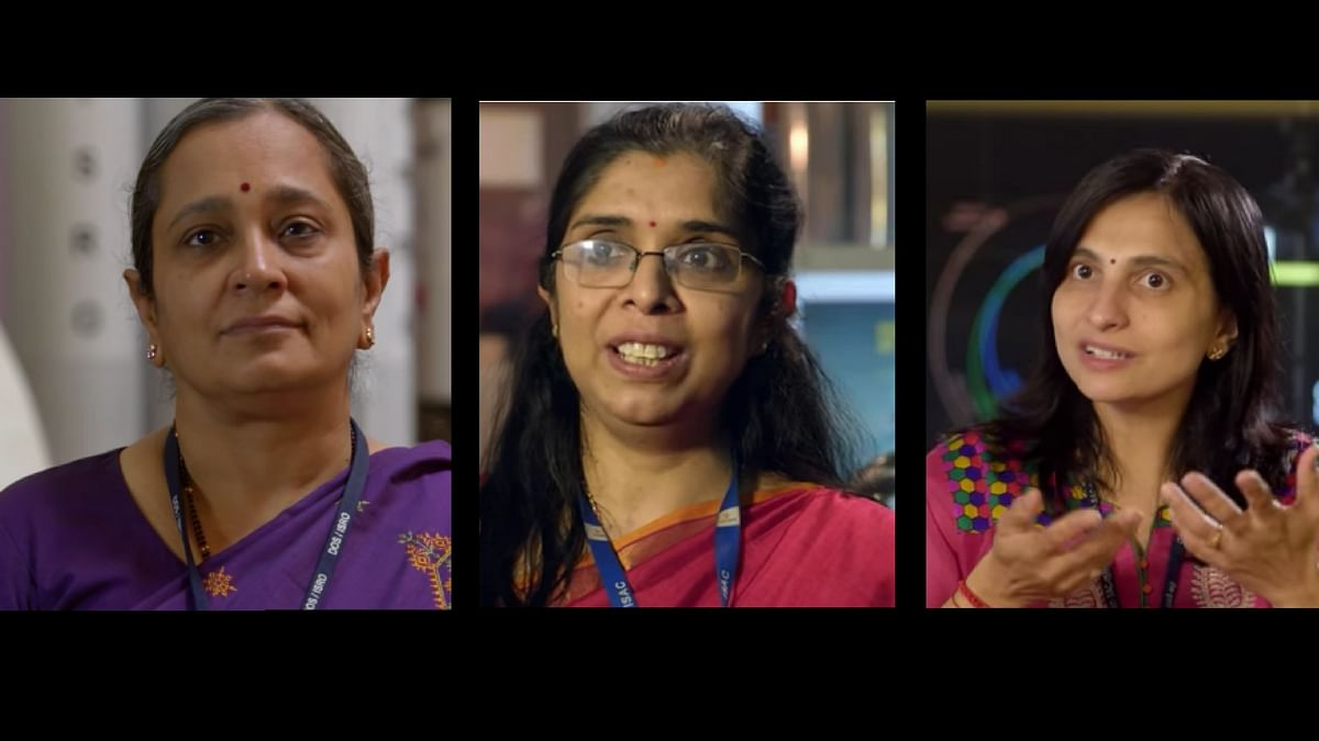 Who Says Mars Is For Men? Meet the Women of 'Mission Mangal'