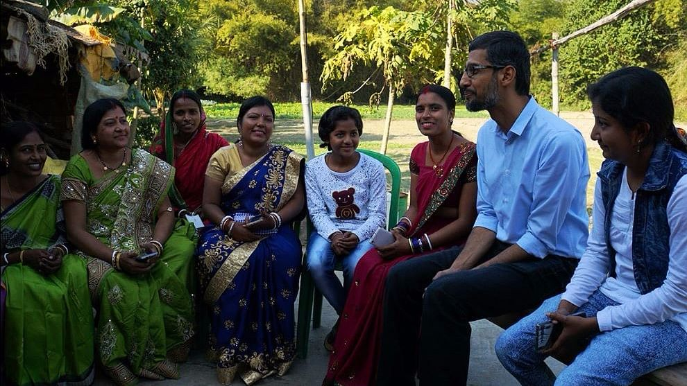Google's Internet Saathi Aims to Empower Women in Rural India