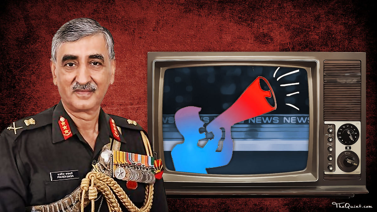 Anonymous complaints are usually never acted upon. Then why is media raking up Gen Bakshi's comments? (Photo: Lijumol Joseph/ <b>The Quint</b>)