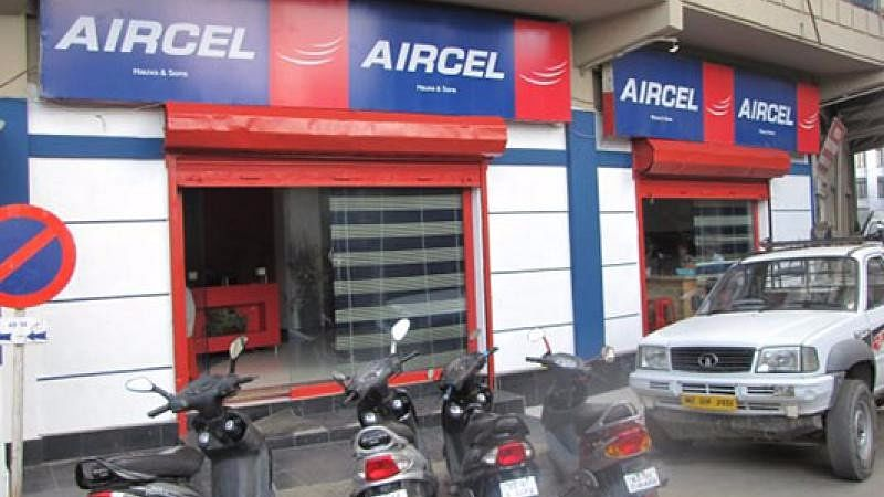 The ill-effects of the failed Reliance Communication and Aircel merger showing up now.