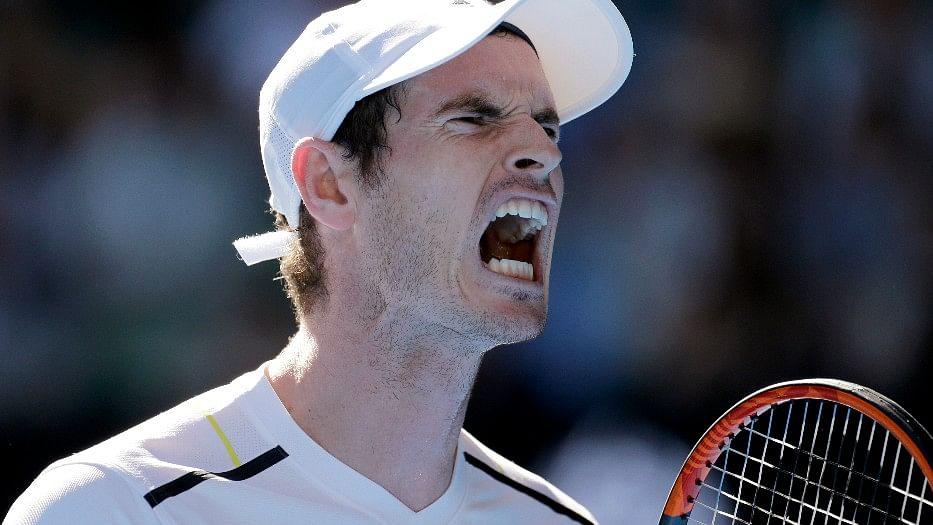 Andy Murray. (Photo: AP)