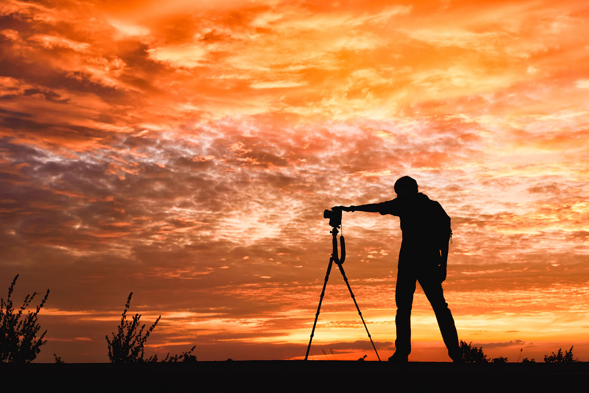 Of sunsets and perfect pictures (Photo: iStock)