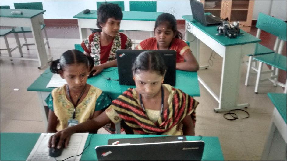 #GoodNews: Initiative for Underprivileged Girls to Learn Robotics