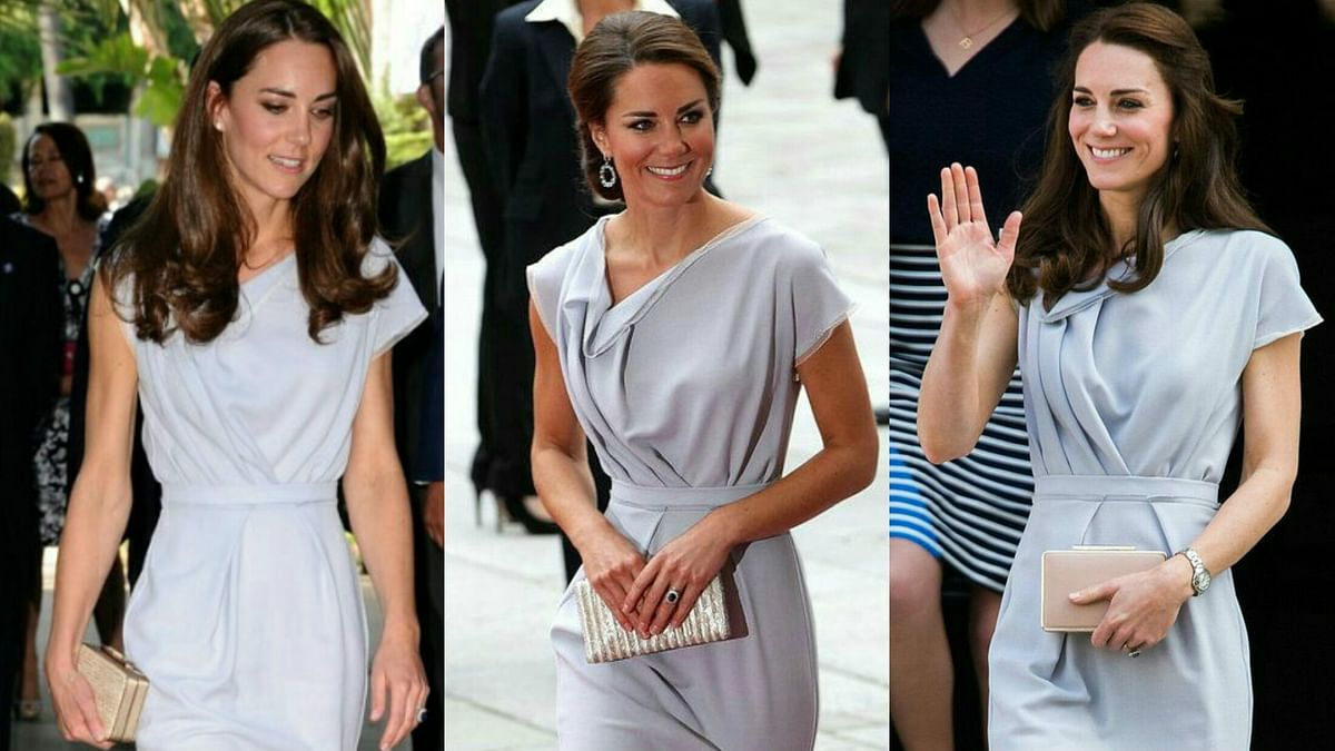 Kate Middleton is one of the biggest style icons of our time. Have you noticed something about her style?