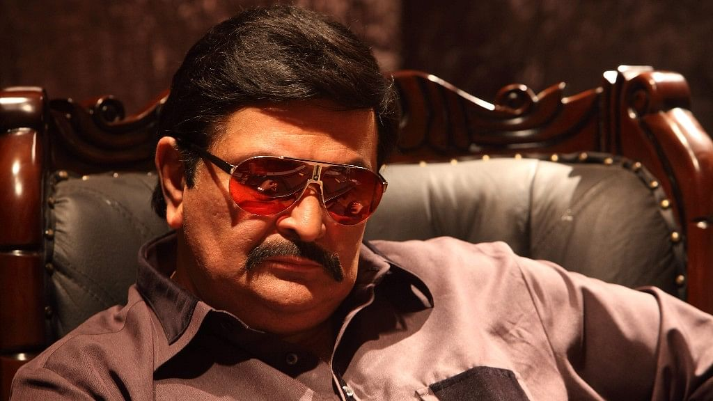 Rishi Kapoor as Dawood Ibrahim in <i>D-Day. </i>