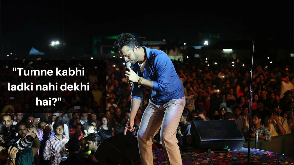 "We now have another reason to love Atif Aslam. (Photo Courtesy: Facebook/<a href=""https://www.facebook.com/AtifAslamOfficialFanPage/?ref=page_internal"">Atif Aslam</a>)"