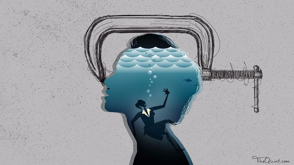 Being anxious or depressed can increase risks for heart disease and stroke, the same as smoking and obesity.