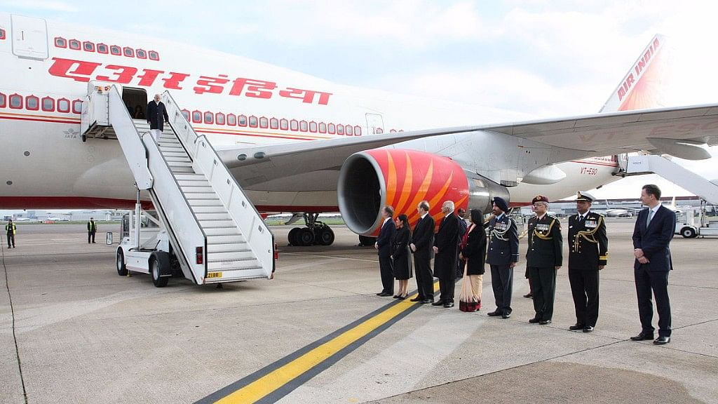 File photo of Air India (Image for representation)