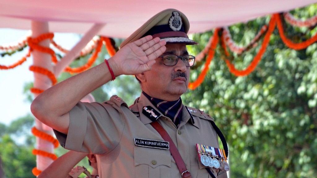 Delhi Police Commissioner Alok Verma. (Photo: IANS)