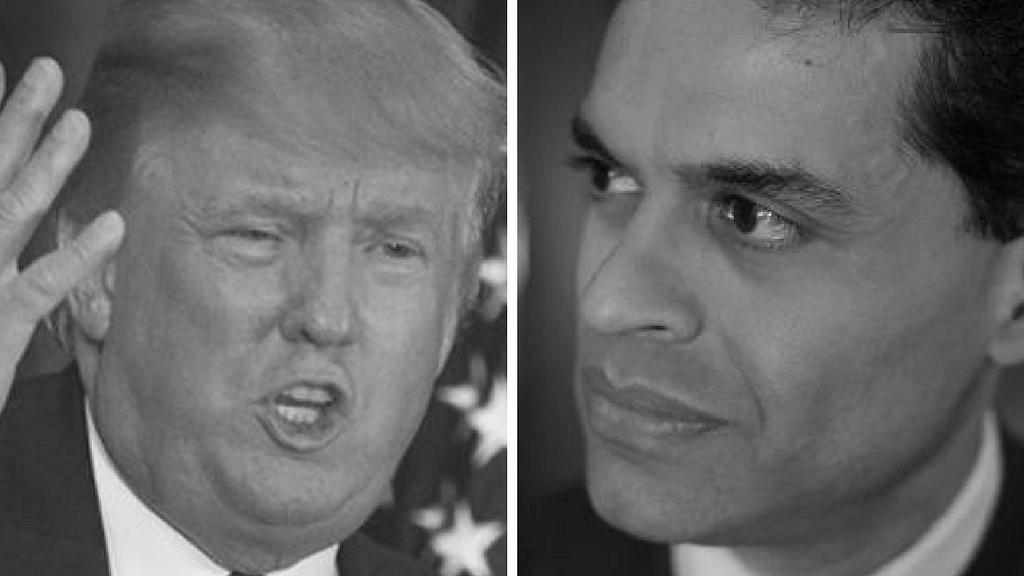 'US Will Not Stay Terrified': Zakaria Slams Trump Over #MuslimBan