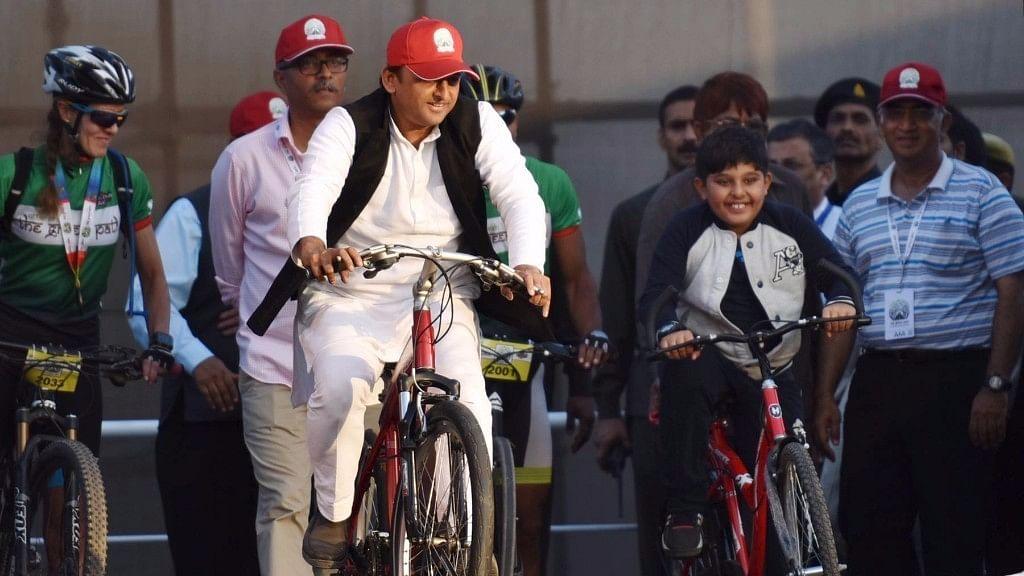 Akhilesh Yadav. (Photo Courtesy: Samajwadi Party)