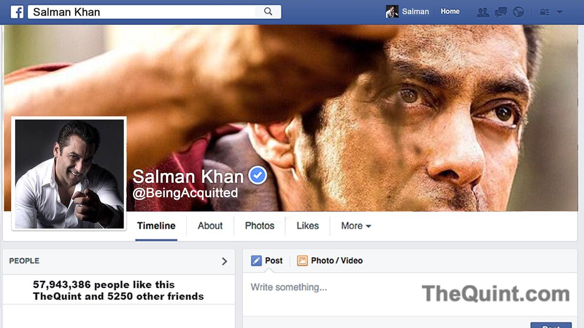 Salman Khan is a free man. (Photo: Harsh Sahani/ <b>The Quint</b>)