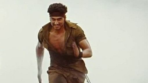 What is Arjun Kapoor running from? (Photo: The Quint)