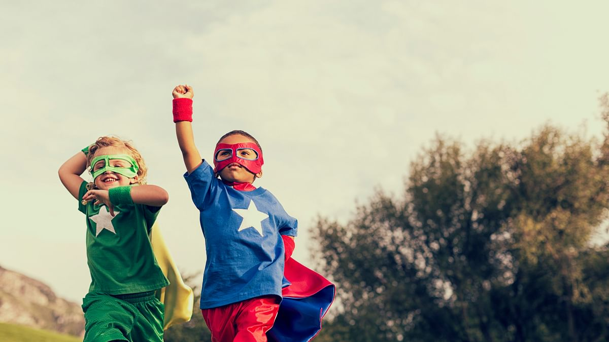 Who is your favourite superhero? (Photo: iStock)