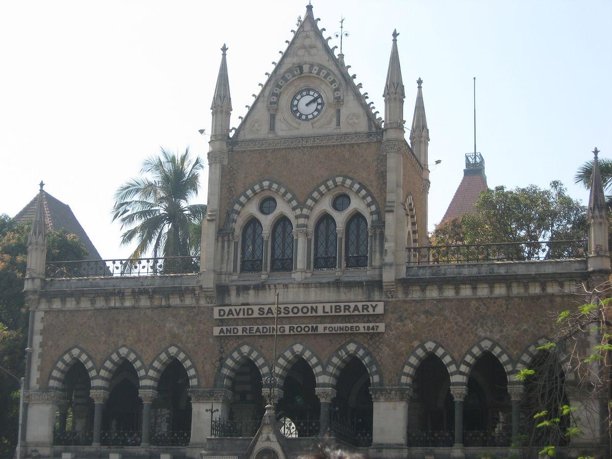 Front view of David Sassoon Library. (Photo Courtesy: Anuradha Shankar)