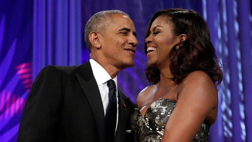 Barack and Michelle Obama Sign Multi-Year Deal With Netflix