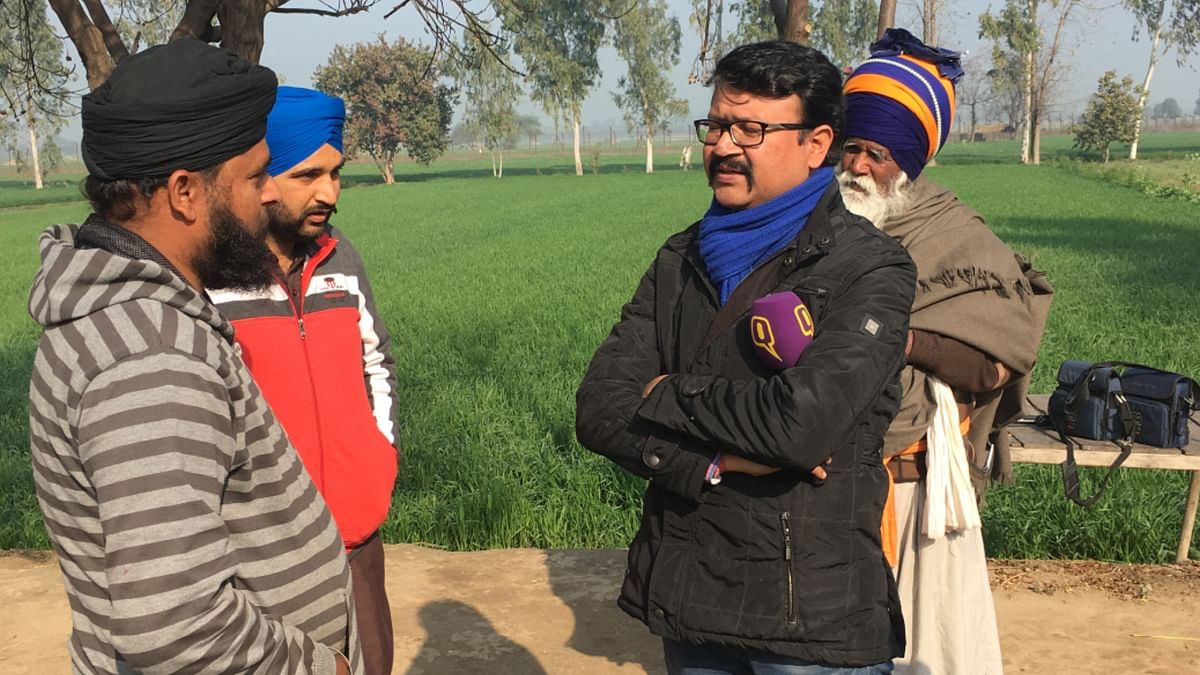 Punjab Polls 2017: The Quint at the Last Indo-Pak Border Village